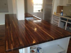 BUTCHER BLOCK COUNTER TOPS ON SALE NOW