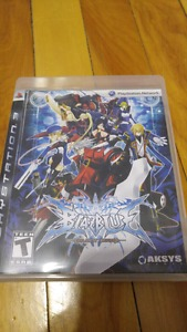 Blazblue: Calamity Trigger PS3 Game
