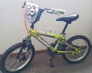 """Boys 16"""" Avigo BMX Bike"""