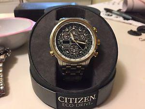 Citizen eco drive navi hawk!!$250!!!