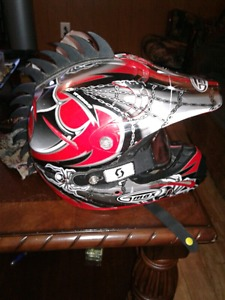 GMAX Helmet and Scott Goggles for sale!