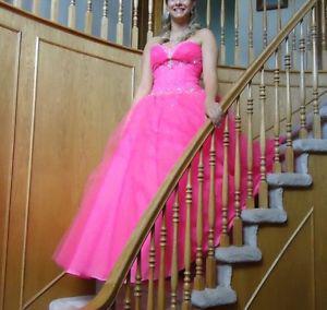 Grad Dress Purchased at Helene's Bridal Salon