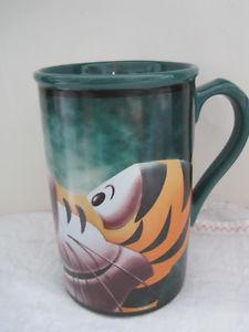 Large Disney's Winnie the Pooh's Tigger Ceramic Coffee Cup