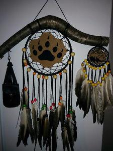 Large handmade Dreamcatcher
