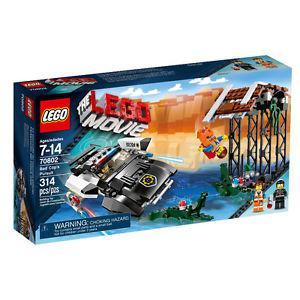 Lego movie set bad cop's pursuit