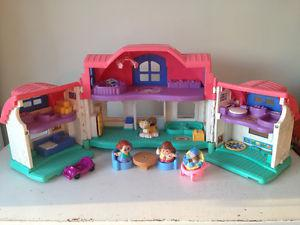 Little People Loving Family Home