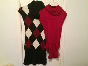 Lots of 2-4 Sweaters, blazers for sale