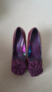 Madden girl shoes size 8.5 never worn