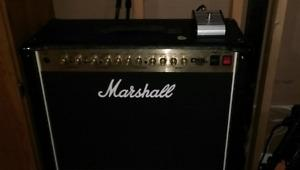 Marshall dsl40c combo w/ vintage 30 and extra tubes