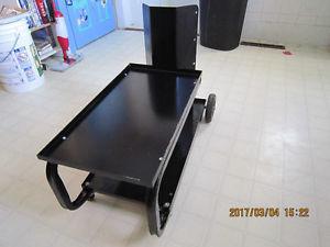 Mig welding cart
