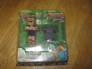 Minecraft figures(brand new unopened)