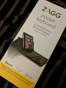 New Zagg Pocket Keyboard