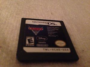 Nintendo DS game Cars 2