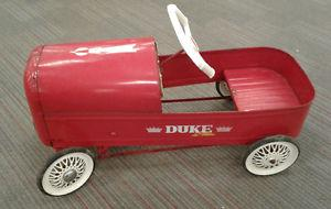 PEDAL CAR, German Made DUKE