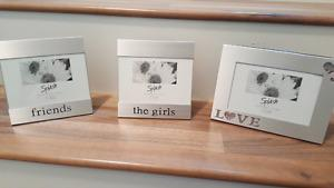 Picture Frames ** Brand NEW ** GREAT DEAL for ALL 3.