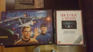 STAR TREK VHS TRIVIA GAME and Next Gen how to solve