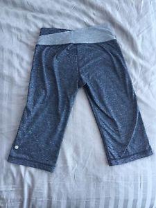 Size 6 Lululemon Astro Crop