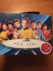 Star Trek FanExpo Lunchbox