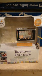Summer Touch Screen Video Monitor - New in pkg SCREEN ONLY