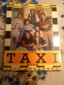 The Taxi Book: The Complete Guide to TV's Most Lovable