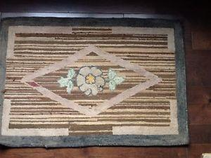 Vintage Hand Made Mats
