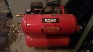 Wanted: Air Compressor, Brad Nailer & Air tools