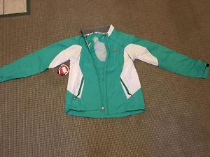 Womens Running 2 in 1 Jacket and Vest (new price)
