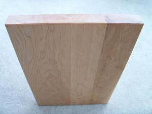 "Wood; Cutting Board (NEW); 16"" L; 11"" W; 1 1/4 D; Best Offer"