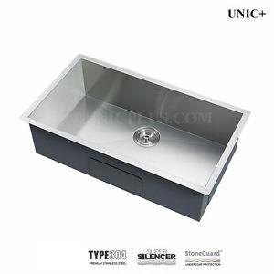 """27"""" Under-mount Zero-Radius Stainless Steel Kitchen Sink"""