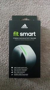Adidas Fit Smart (Just like a fitbit)