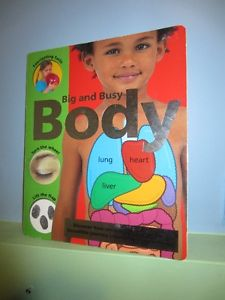 BIG AND BUSY BODY BOOK