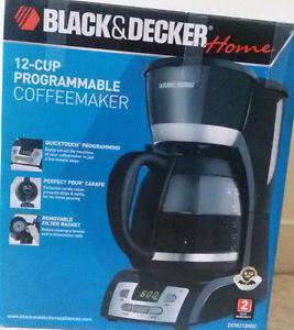 Coffee Maker - Black and Decker