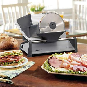 Cuisart Professional Food/Meat Slicer (CFS-150C)