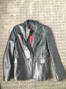 Daniele Genuine leather jacket
