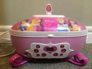 Disney Princess CD Player & Jewellery Box
