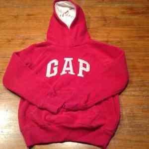 GAP Fleece pullover Girl's size 10