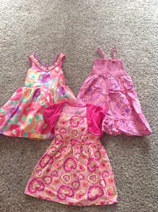 Girls Size 5T Assorted Clothing