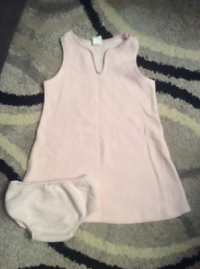Girls baby Gap dress