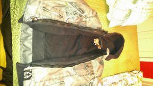 Joe rocket motorcycle jacket and gloves