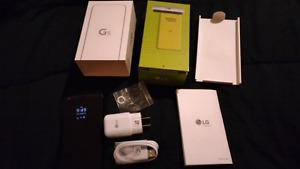 LG G5 32gb unlocked BRAND NEW with box and accessories $ 350