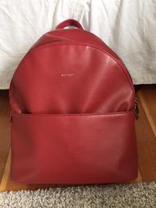 Matt & Nat Backpack - Red