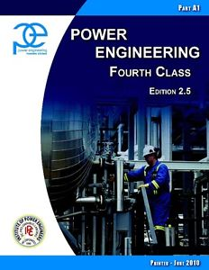 Power Engineering – 3rd & 4th Class Text Books, Test