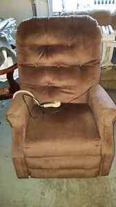 Power left chair