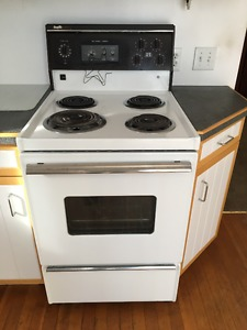 Selling all appliances, hot water tank and furnace