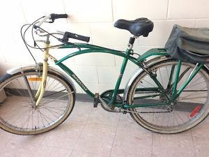 Supercycle 6 Speed Cruiser Bike, (26 Inch tires)