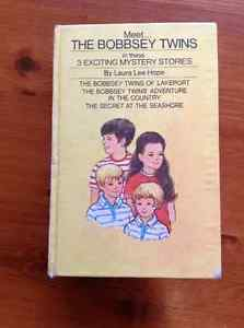 The Bobbsey Twins -  - Vintage Book