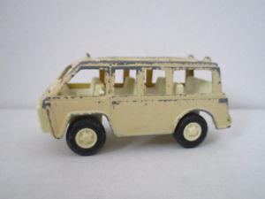 Tootsie Toy Bus