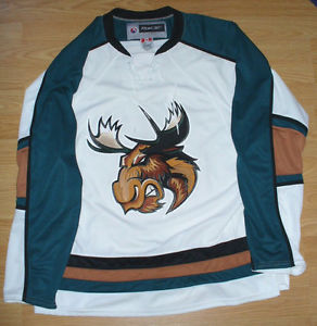 Wanted: Looking for Manitoba Moose Jersey.
