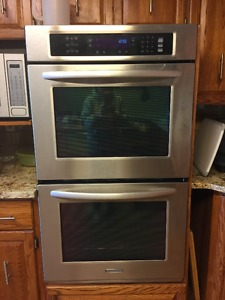 Wanted: Wanted double built in ovens