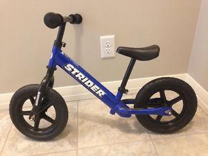 Dark Blue Toddler Strider Bike